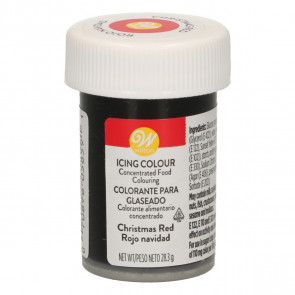 Colorante Alimentare Gel Wilton Christmas Red