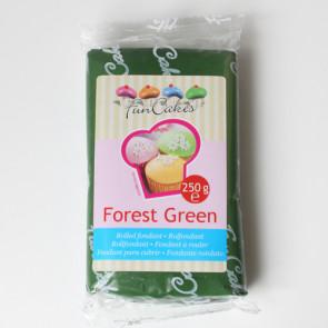 Pasta di Zucchero FunCakes 250g Verde Forest