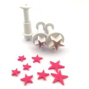 Tagliapasta espulsione 3 mini stelle dekofee