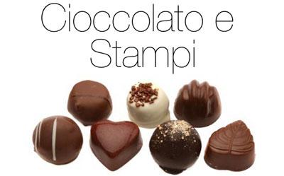 Cioccolato e stampi